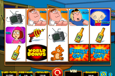 family guy igt spielautomaten
