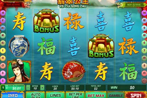 fei cui gong zhu playtech spielautomaten