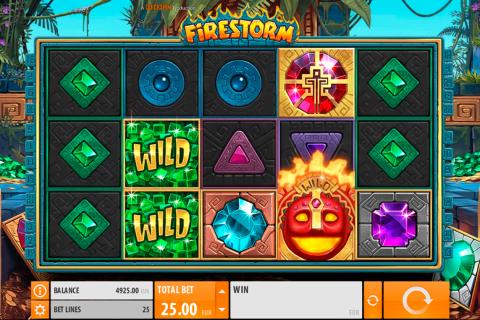 firestorm quickspin spielautomaten