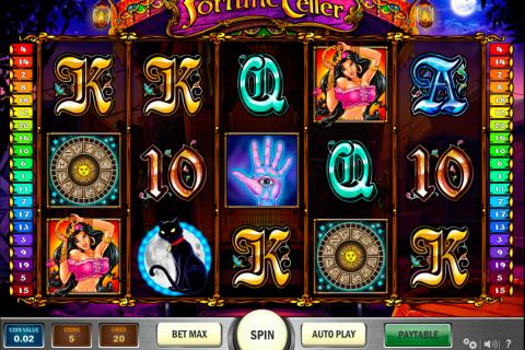 fortune teller playn go spielautomaten