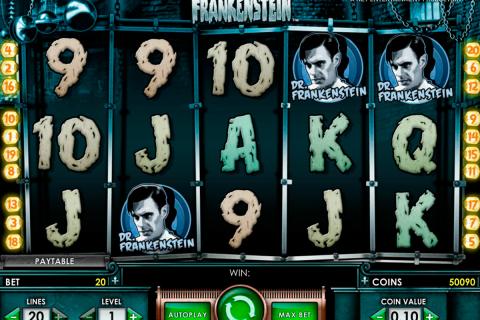 frankenstein netent spielautomaten