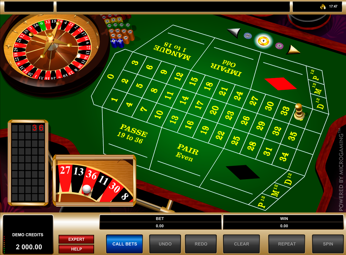 Spiele European Roulette (Nucleus) - Video Slots Online