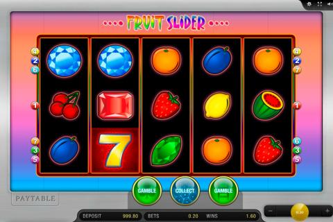 fruit slider merkur spielautomaten