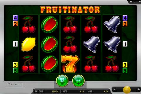 fruitinator merkur spielautomaten