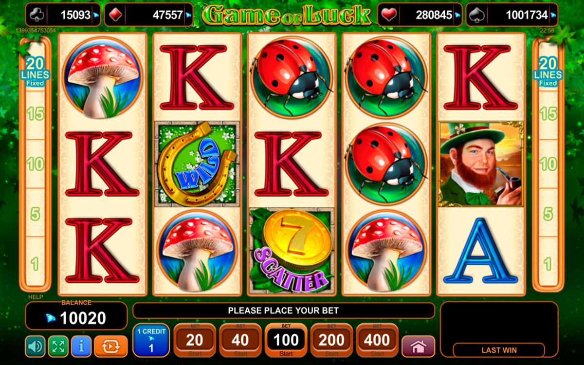 Spiele Pot O' Luck - Video Slots Online