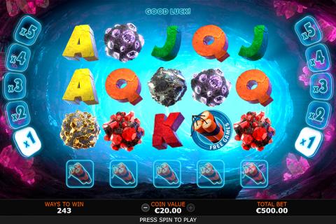 gem burst playtech spielautomaten