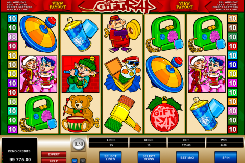 gift rap microgaming spielautomaten