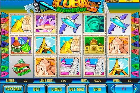 global traveler playtech spielautomaten