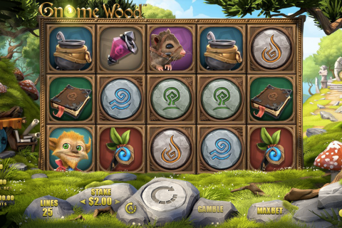 gnome wood microgaming spielautomaten