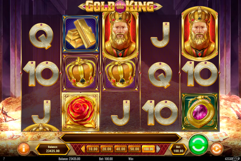 gold king playn go spielautomaten