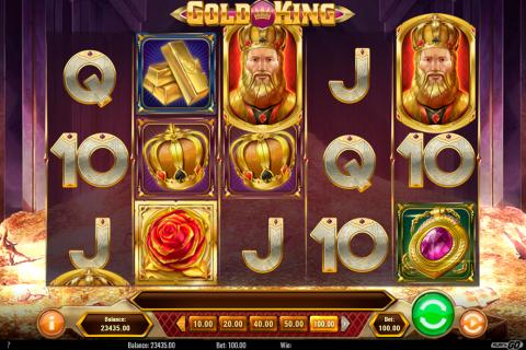 gold king playn go spielautomaten