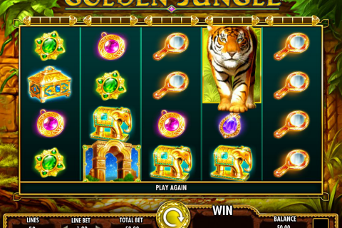 golden jungle igt spielautomaten