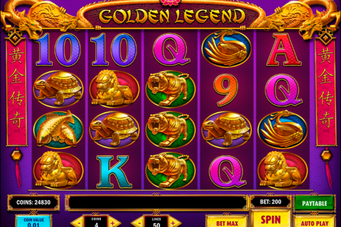 golden legend playn go spielautomaten