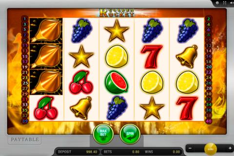 golden rocket merkur spielautomaten