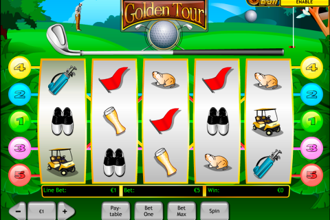 golden tour playtech spielautomaten