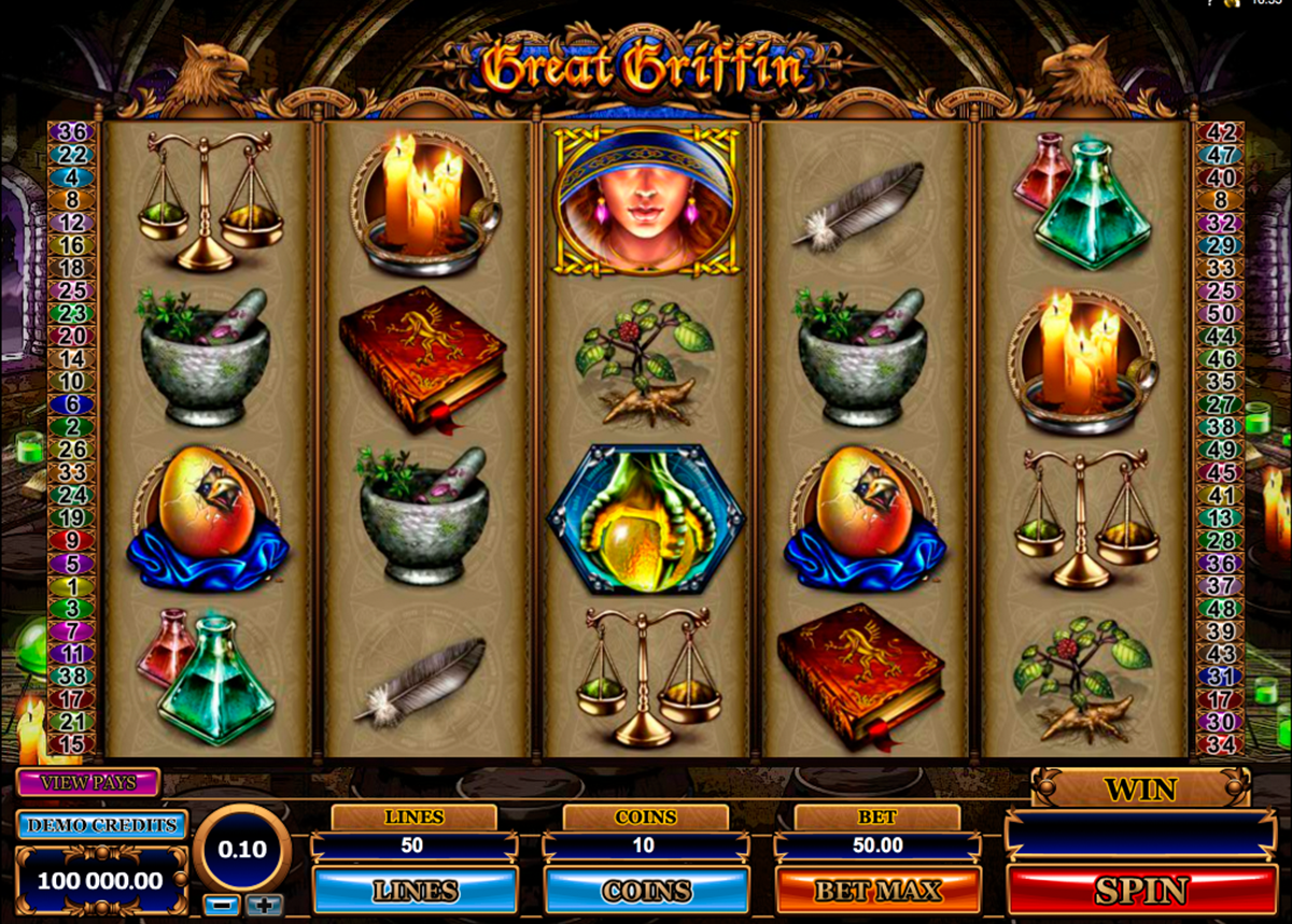 Spiele Great Giffin - Video Slots Online
