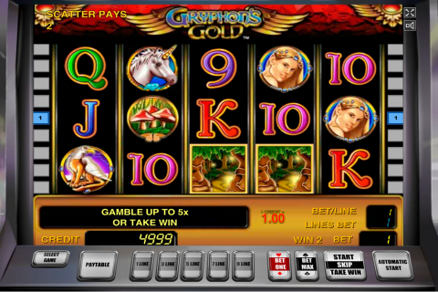gryphons gold novomatic spielautomaten