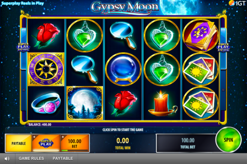 gypsy moon igt spielautomaten
