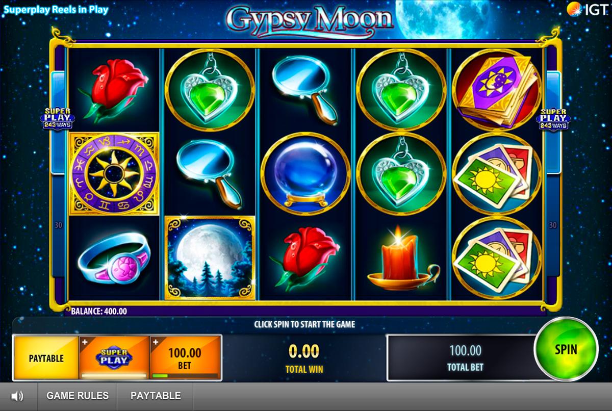 Spiele Moon Bitten - Video Slots Online