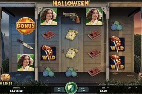 halloween microgaming spielautomaten