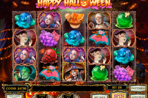 happy halloween playn go spielautomaten