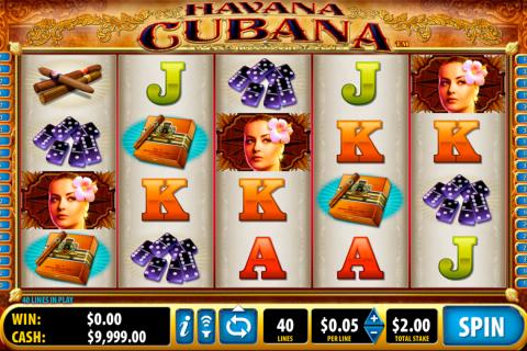 havana cubana bally spielautomaten