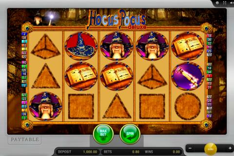 hocus pocus delue merkur spielautomaten