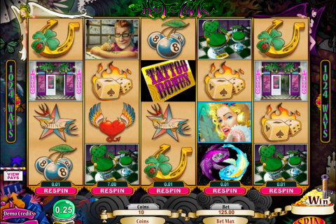 hot ink microgaming spielautomaten