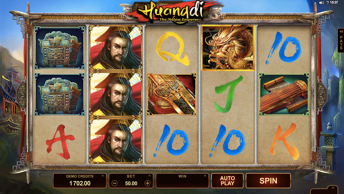 Spiele Emperors Favour - Video Slots Online