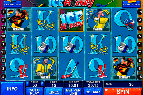 ice hockey playtech spielautomaten