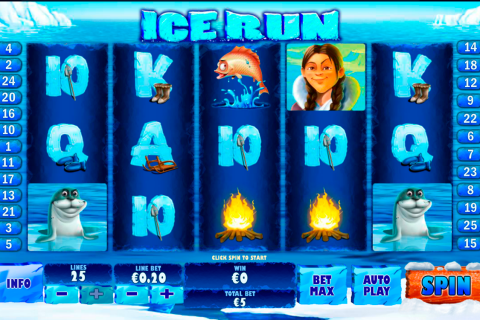 ice run playtech spielautomaten