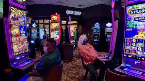 im casino mit masken