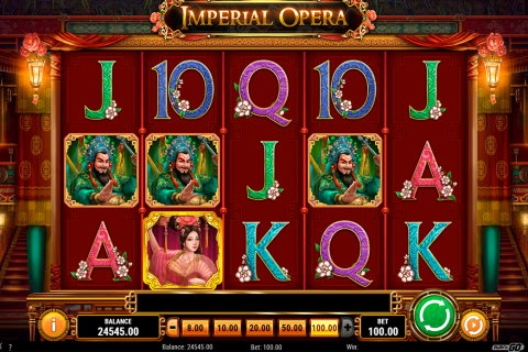 imperial opera playn go spielautomaten