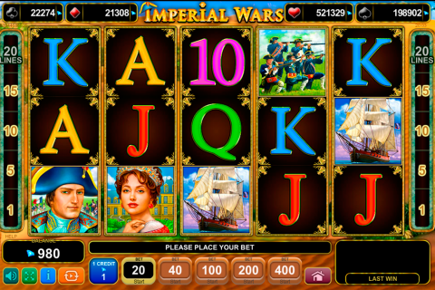 imperial wars egt spielautomaten
