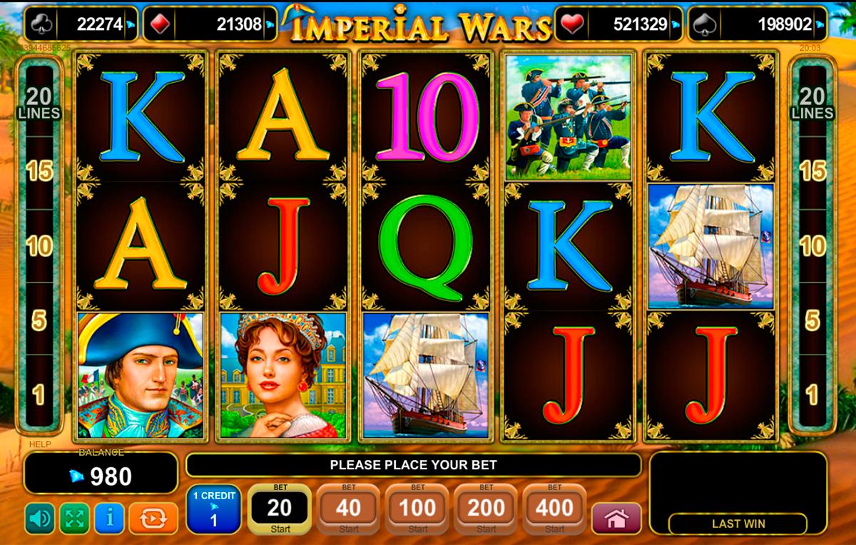 Spiele Casino Wars - Video Slots Online