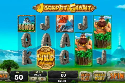 jackpot giant playtech spielautomaten