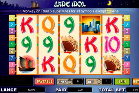 jade idol amaya spielautomaten