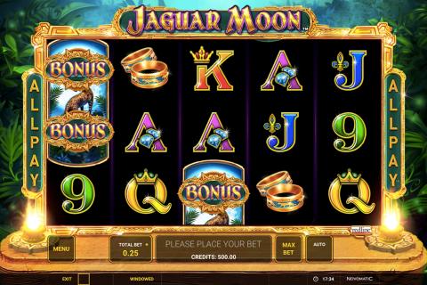 jaguar moon novomatic spielautomaten