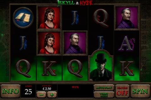 jekyll and hyde playtech spielautomaten