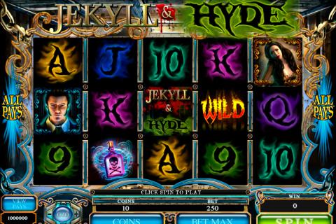 jekyll hyde microgaming spielautomaten