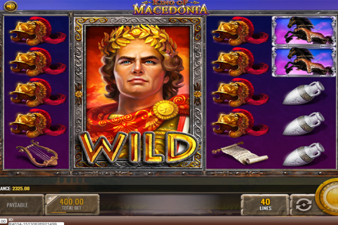 king of macedonia igt spielautomaten