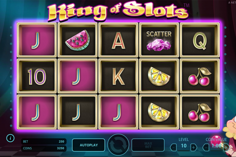 king of slots netent spielautomaten