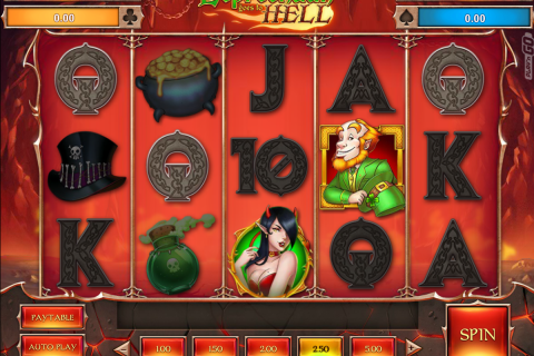 leprechaun goes to hell playn go spielautomaten