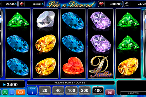 like a diamond egt spielautomaten