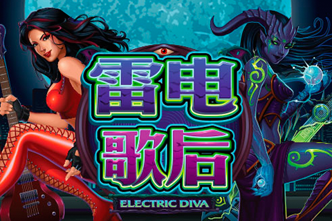 logo electric diva microgaming spielautomaten
