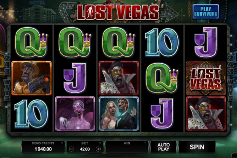 lost vegas microgaming spielautomaten