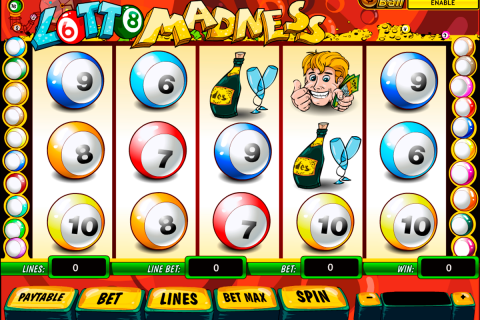 lotto madness playtech spielautomaten