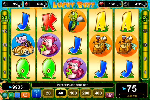 lucky buzz egt spielautomaten