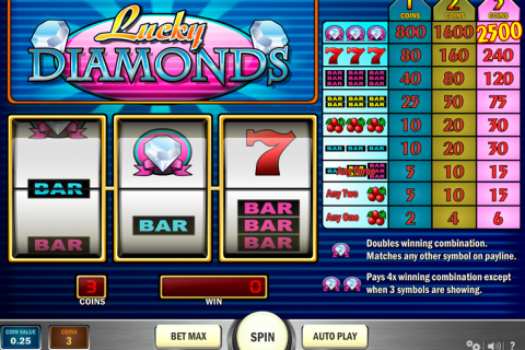 lucky diamonds playn go spielautomaten