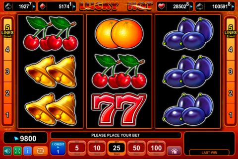 lucky hot egt spielautomaten